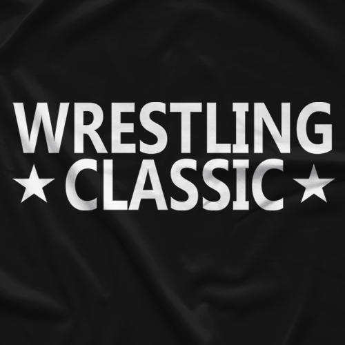 Wrestling Classic T-shirt