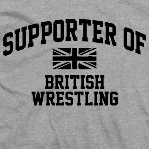 Support British Wrestling
