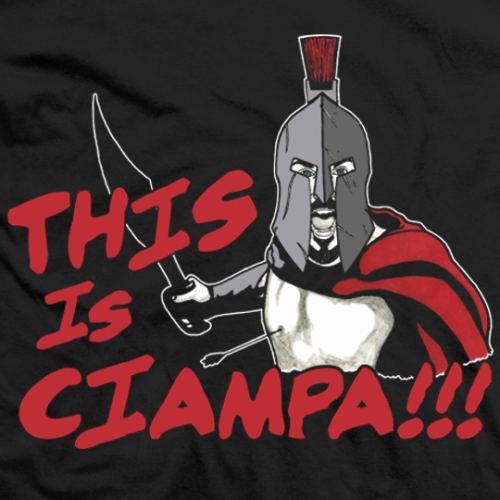 This Is Ciampa!!! T-shirt