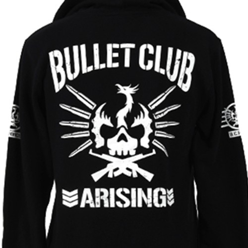 Bullet Club Arising Zip-Up
