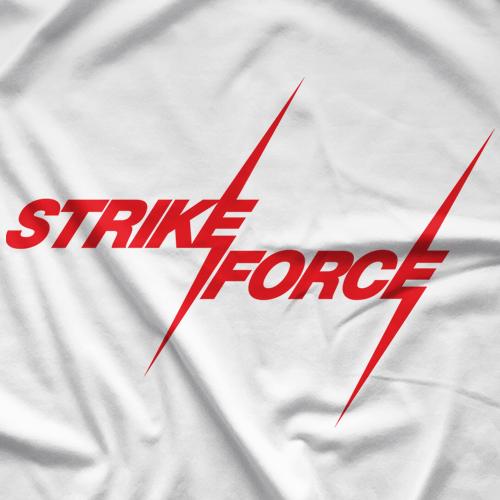 Tito Santana Strike Force T-shirt
