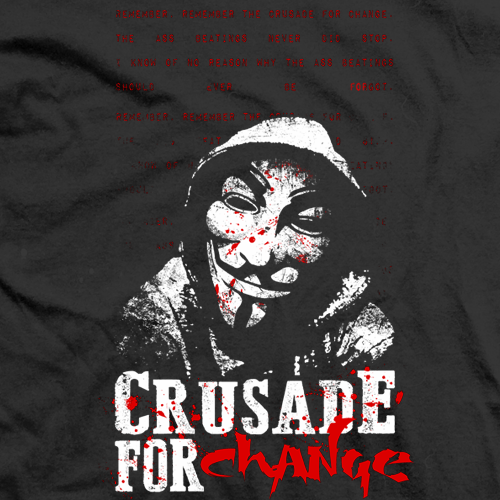 Crusade For Change