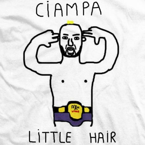 CIAMPA LITTLE HAIR T-shirt