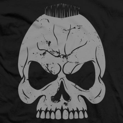 Tommaso Ciampa Skull T-shirt