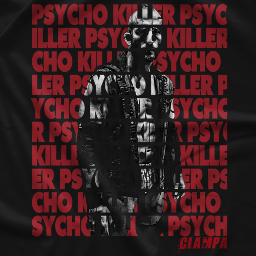 Tommaso Ciampa Psycho Killer Repeat T-shirt