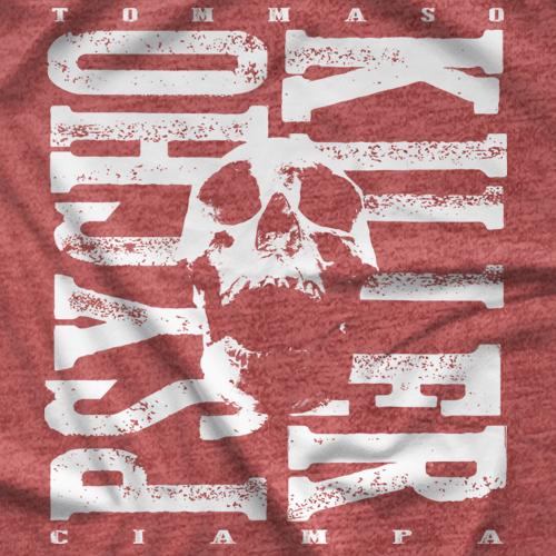 Tommaso Ciampa Scream T-shirt