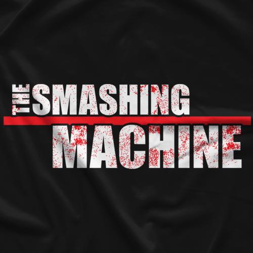 Smashing Machine T-shirt
