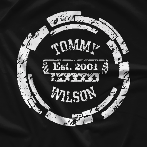 Tommy Wilson Tommy 2001 T-shirt