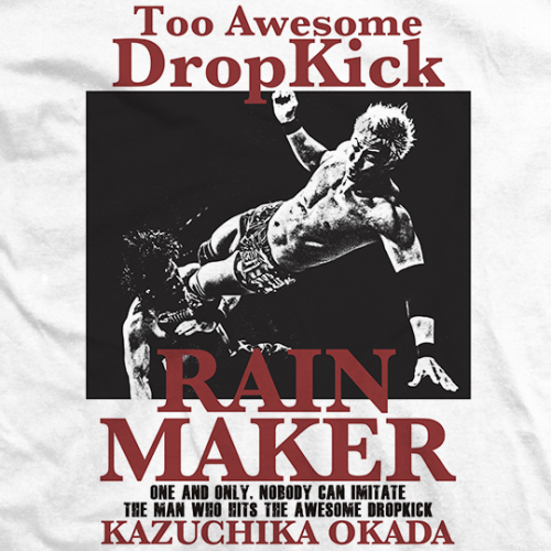 Too Awesome - Okada