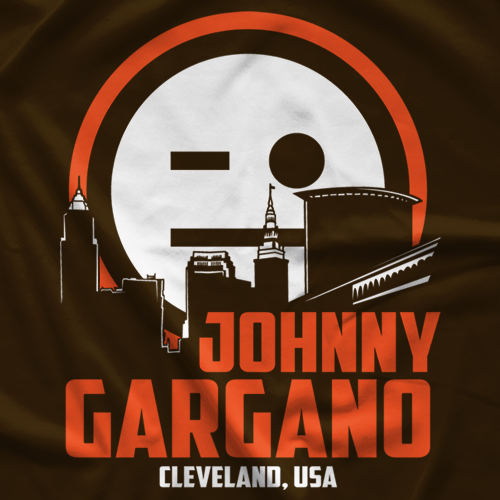 Johnny Gargano Big In Cleveland T-shirt