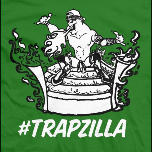#Trapzilla T-shirt