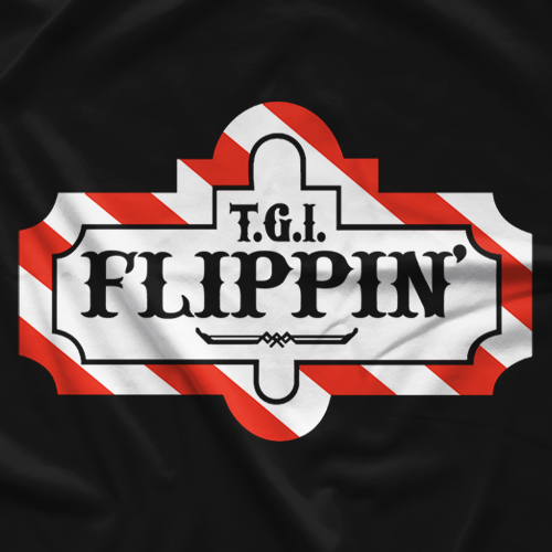 Travis Gordon TGI Flippin T-shirt