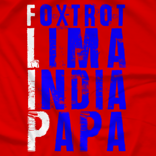 Flip Army USA (Red)