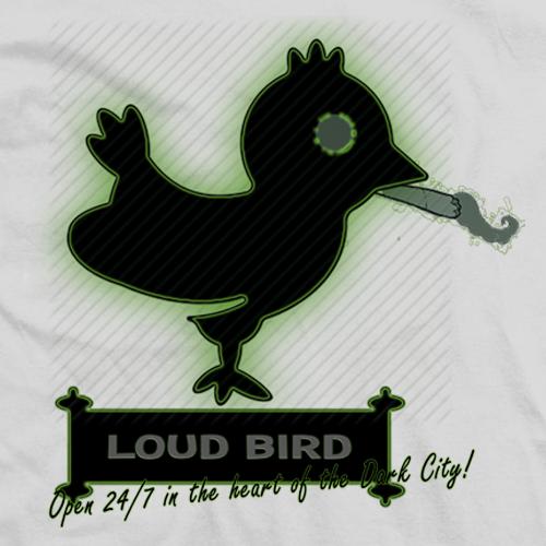 Loud Bird Uno