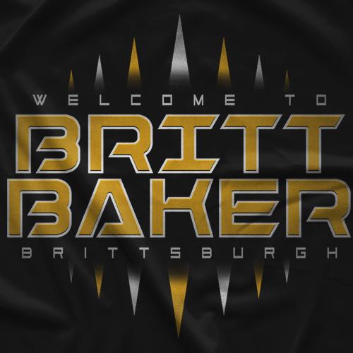 Britt Baker Bamer T-shirt