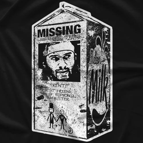 Trent Barreta Missing T-shirt