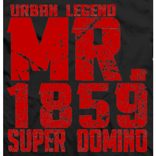 Urban Mr. Domino