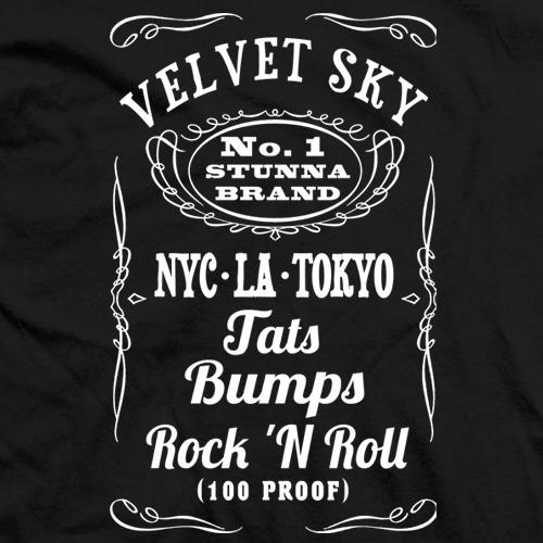 Velvet Sky No. 1 Stunna T-shirt