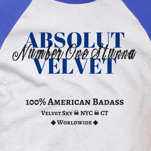 Absolut Velvet T-shirt
