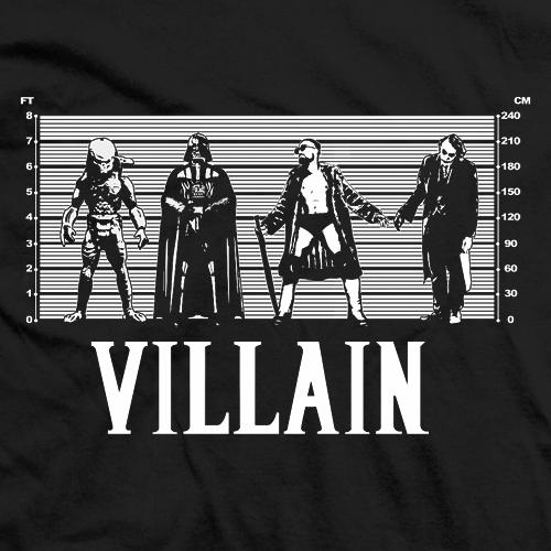 Villain Line-Up