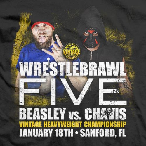 Vintage WrestleBrawl V