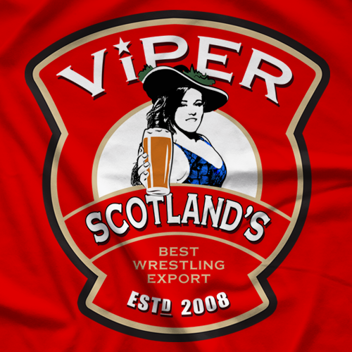 Viper Scotland's Best Export T-shirt