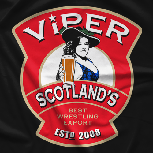 Viper Best Export T-shirt