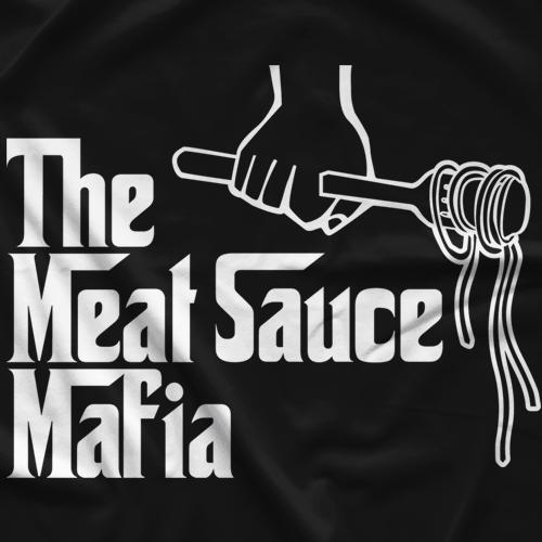 Virgil Meat Sauce Mafia T-shirt