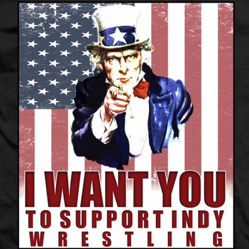 Support Indy Wrestling