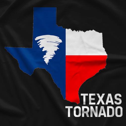 Texas Tornado T-shirt