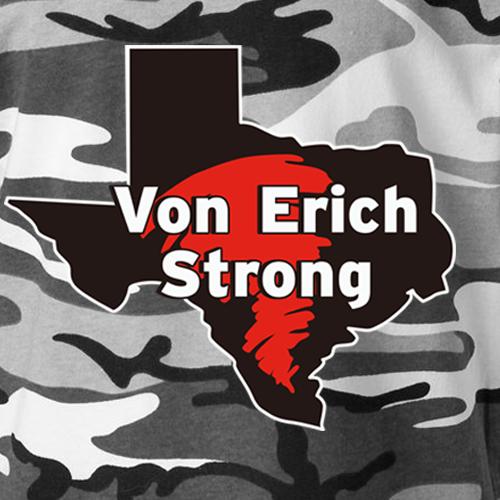 Von Erich Strong T-shirt