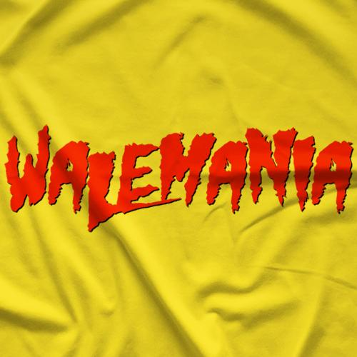 Wale Walemania T-shirt