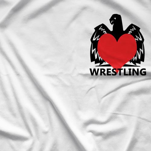 Love Wrestling T-shirt