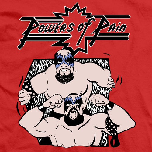 Powers of Pain