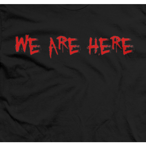 We Are Here - Original
