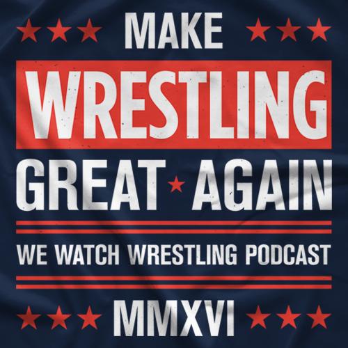 Make Wrestling Great T-Shirt