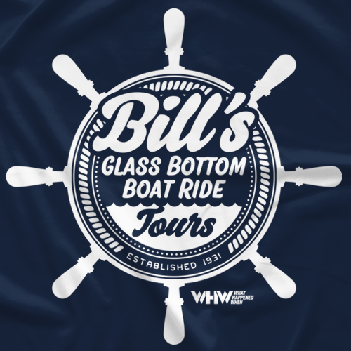 Bill's Glass Bottom Boat Ride Tours