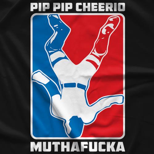 Will Ospreay Pip Pip Cheerio MF
