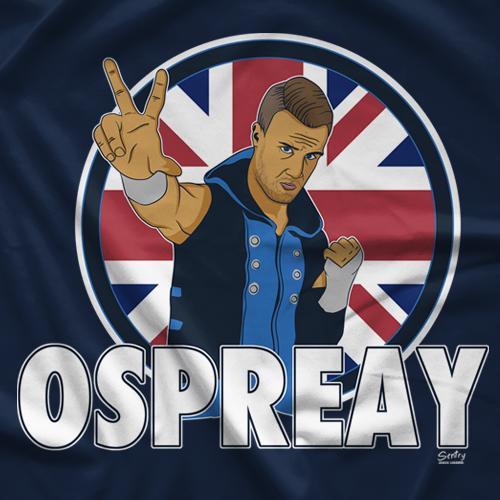 Ospreay Cartoon T-shirt