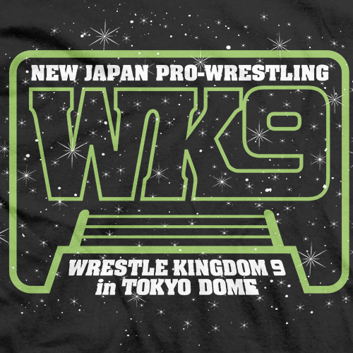 Wrestling Kingdom 9