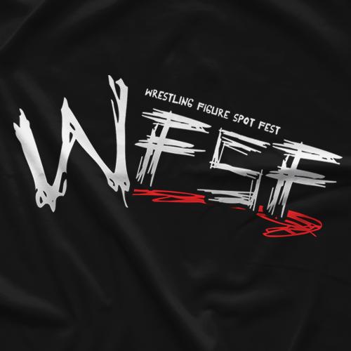 Wrestling Figure Spot Fest T-shirt