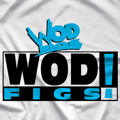 WODFIGS Light Logo T-shirt