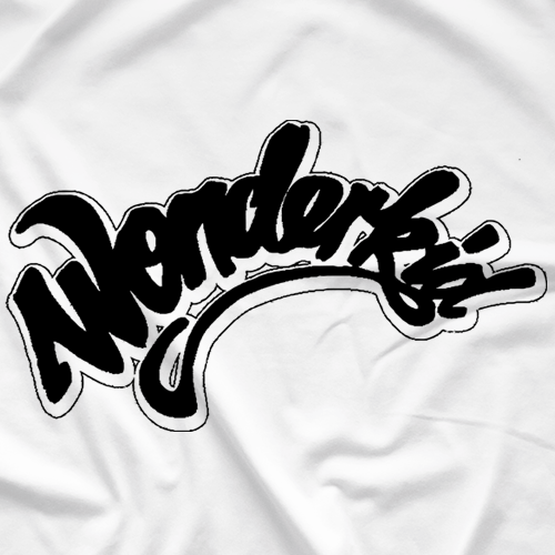 Wonderkid Logo White