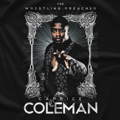 Wrestling Preacher