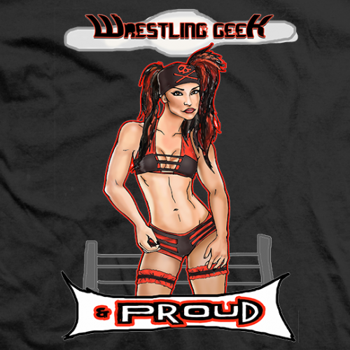 Wrestling Geek and Proud