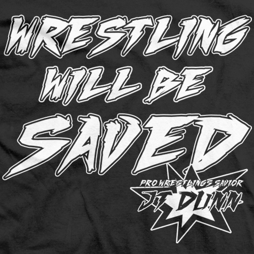 Wrestling Will Be Saved