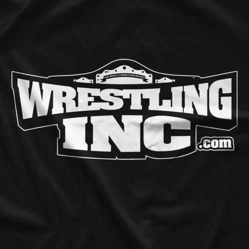 Wrestling Inc. WINC Black T-shirt