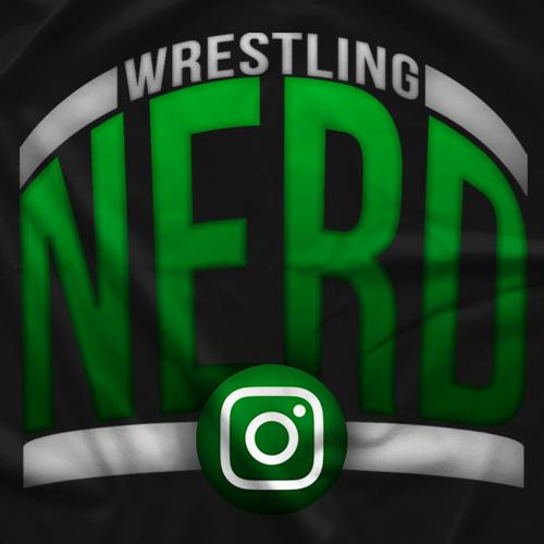Wrestling Nerd Wrestling Nerd Instagram T-shirt