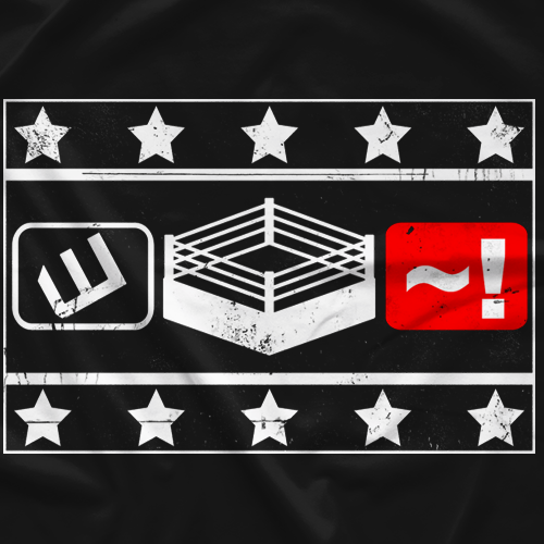 Wrestling Observer/Figure Four Online (Black)
