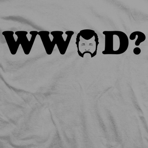 What Would Harley Race Do? T-shirt